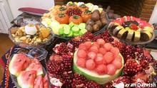 Persische Küche Obstsalat