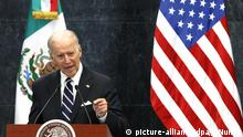 USA Mexiko USA Vizepräsident Joe Biden