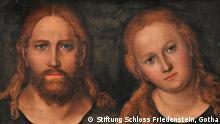 Lucas Cranach d. Ä. Christus und Maria
