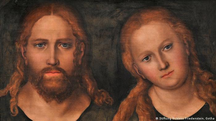 ''Христос и Мария''