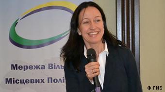 Эксперт Фонда имени Бертельсманна Мириам Космель