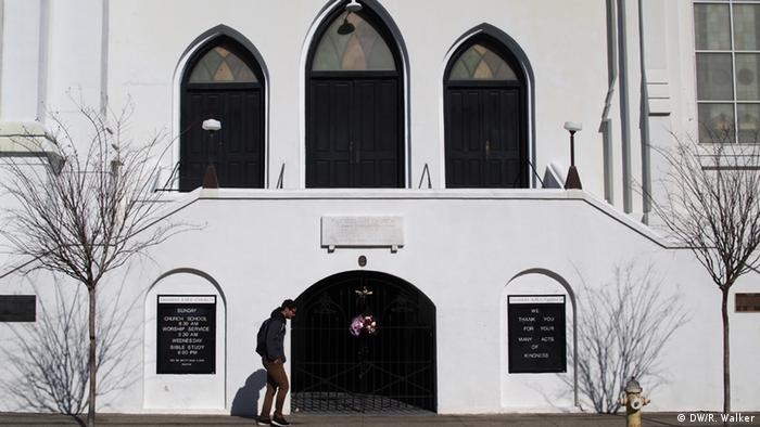 Mother Emanuel in Charleston, South Carolina: one of America's most revered black churches