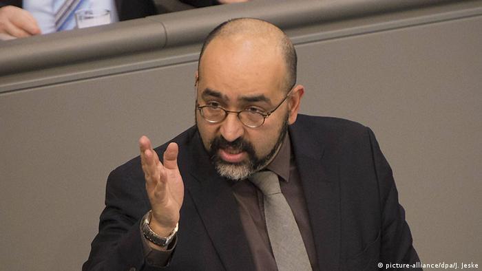 Omid Nouripour, miembro de la Comisión de Asuntos Exteriores del Bundestag