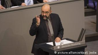 Yeşiller milletvekili Omid Nouripour.