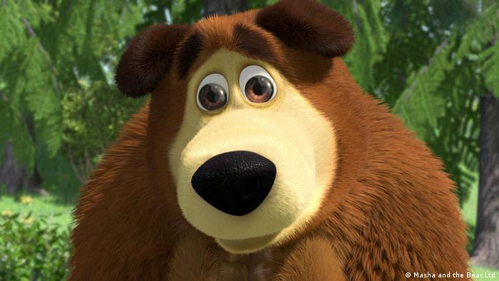 Russian series Mascha and the Bear (Masha and the Bear Ltd)