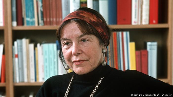 Luise Rinser Schriftstellerin