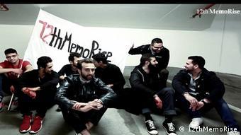 12thMemoRise activists (photo: 12thMemoRise)
