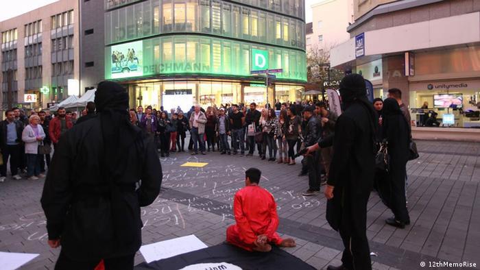 12thMemoRise in Essen (photo: 12thMemoRise)