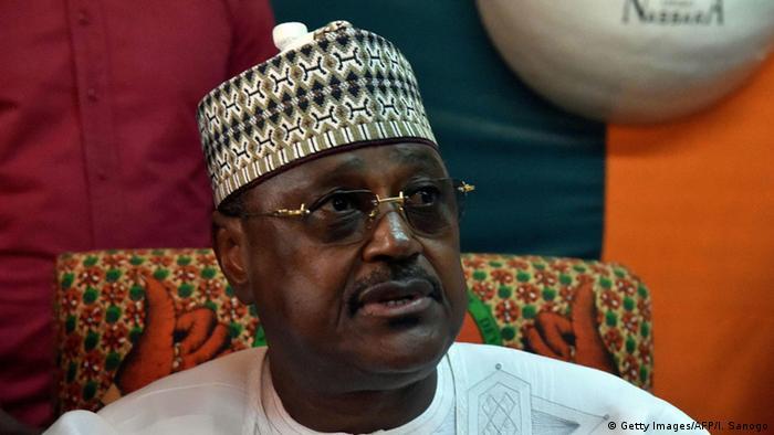 Niger Wahlen Seini Oumarou