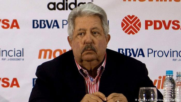 Venezuela Rafael Esquivel Venezuelan Football Federation FVF