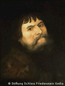 Лукас Кранах (Старший). Автопортрет