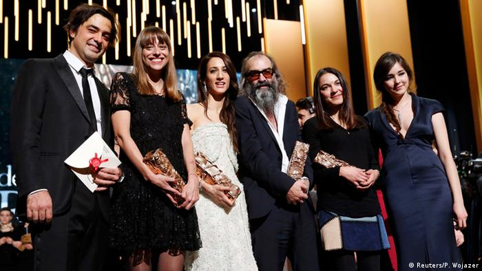 Frankreich Cesar Awards ceremony in Paris - Mustang (Reuters/P. Wojazer)