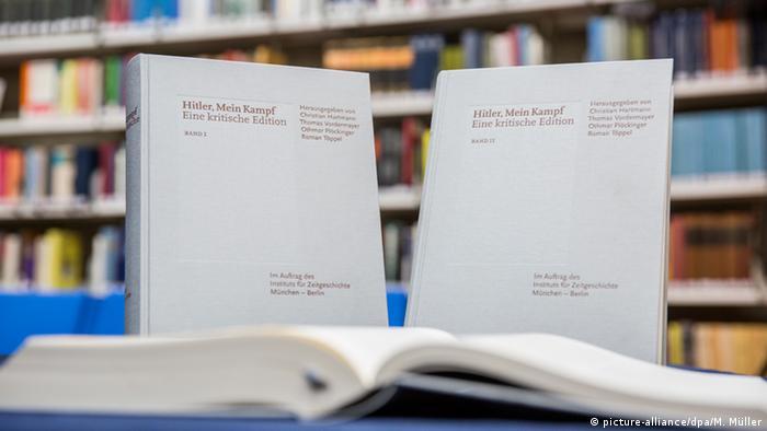 Kritische Edition von Hitlers Mein Kampf