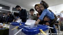 Iran Parlamentswahlen