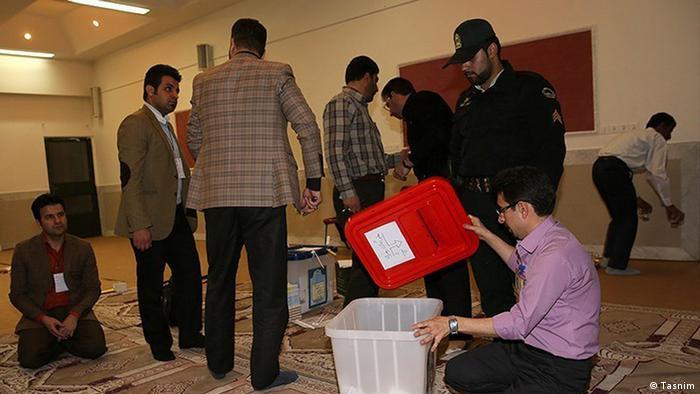 Iran Parlamentswahlen Auszählung