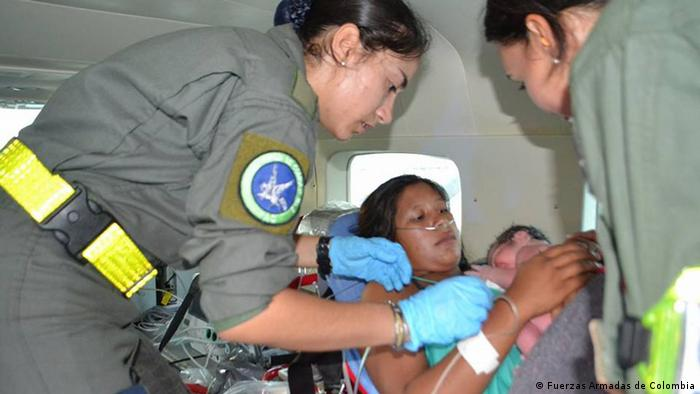 Armee und Polizei in Kolumbien