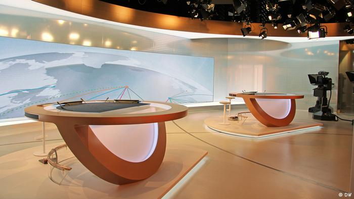 DW News TV Studio (DW)