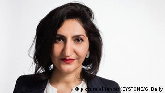 Portrait von Sibel Arslan