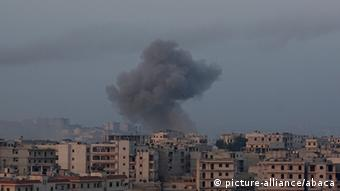 Συνεχίζονται οι βομβαρδισμοί στην περιοχή του Χαλεπίου