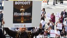 Oscars Protest Oscarssowhite