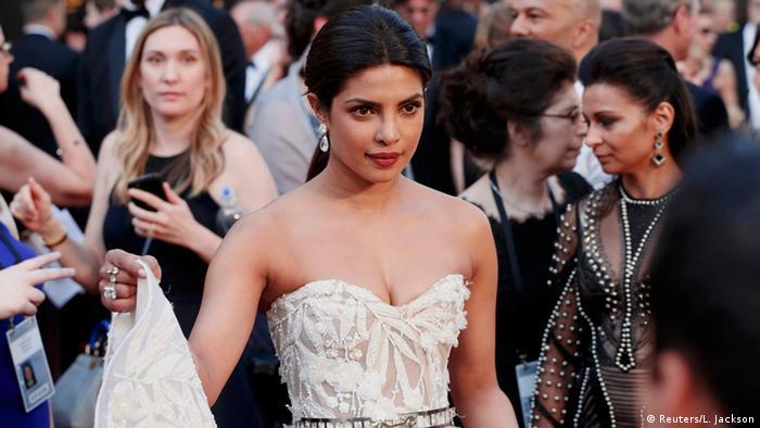 88. Oscarverleihung Oscars Red Carpet Priyanka Chopra (Reuters/L. Jackson)