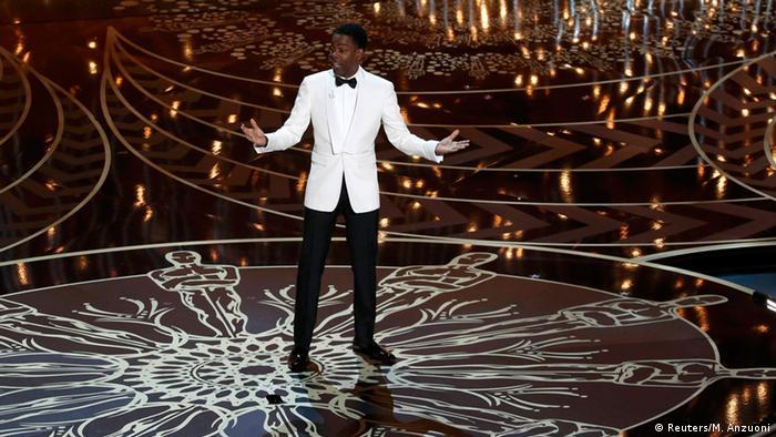 Chris Rock bei der 88. Oscarverleihung (Foto: Reuters/M. Anzuoni)