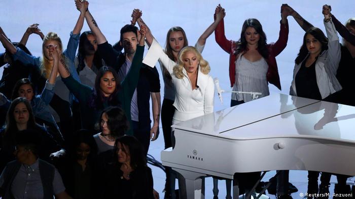88. Oscarverleihung Oscars Lady Gaga