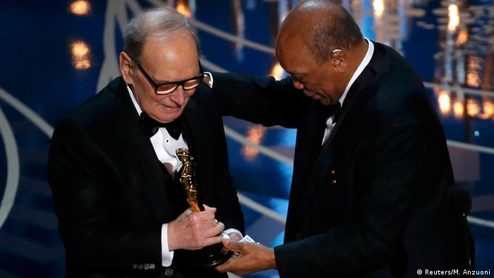 88. Oscarverleihung Oscars Best Original Score Ennio Morricone