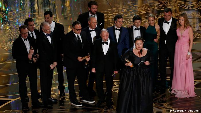 عوامل فیلم اسپایت لایت برنده بهترین فیلم اسکار ۲۰۱۶
