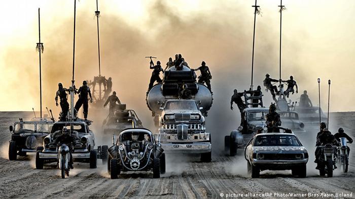 Filmstill Mad Max Fury Road