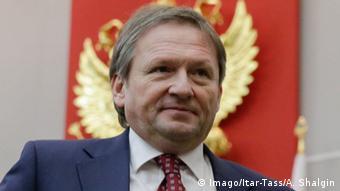 Бизнес-омбудсмен и лидер Партии роста Борис Титов
