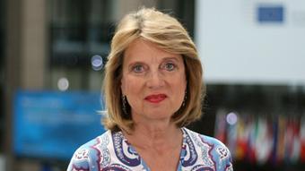 Barbara Wesel, corresponsal en Bruselas de DW.