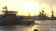 Titel: DW euromaxx Extratour Hamburg Copyright: DW