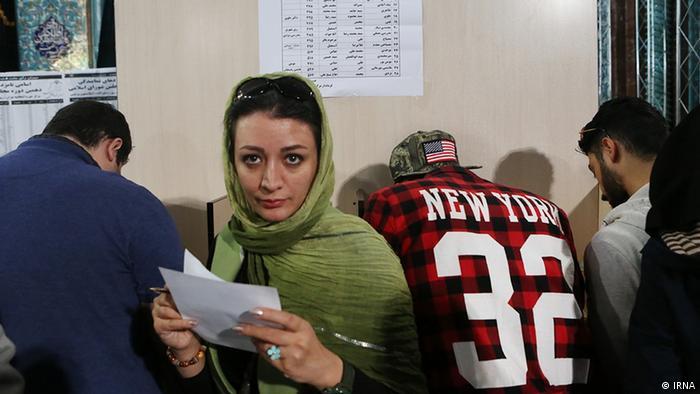 Iran Wahlen (IRNA)