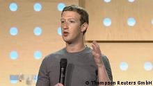 DW Shift Facebook Zuckerberg Hasskommentare