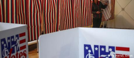 USA Wahlen (Reuters/J. Ernst)