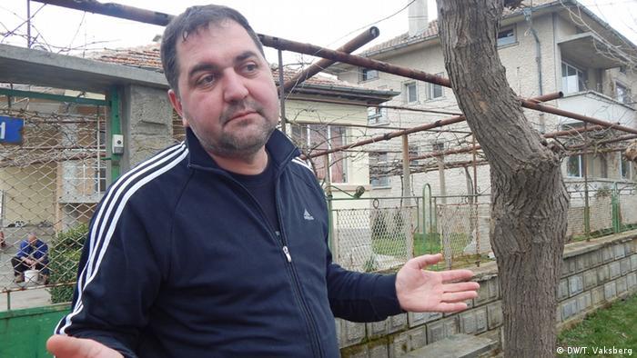 Bulgarien Dolno Yabalkovo (Foto: DW/Vaksberg)