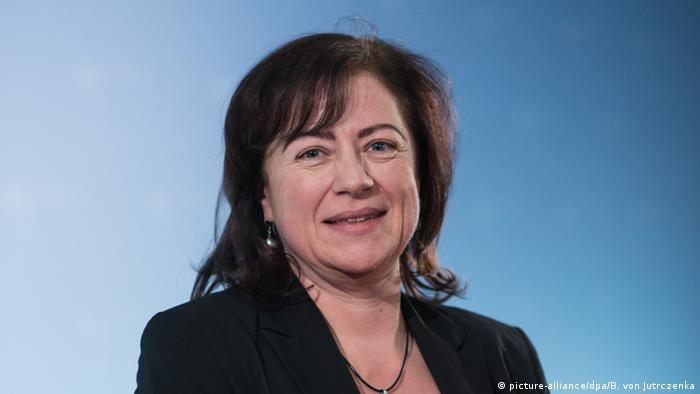 Deutschland Bärbel Kofler Menschenrechtsbeauftragte (picture-alliance/dpa/B. von Jutrczenka)