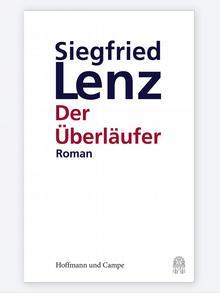 Buchcover von Der Überläufer von Siegfried Lenz (Foto: Verlag)