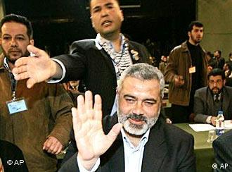 Ismail Haniyeh is Hamas' choice for prime minister