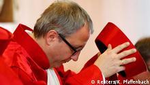Deutschland NPD Verbotsverfahren