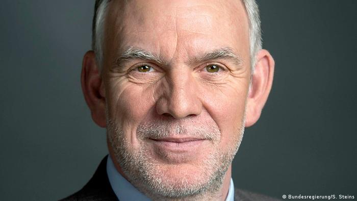 Deutschland Berlin Jochen Flasbarth