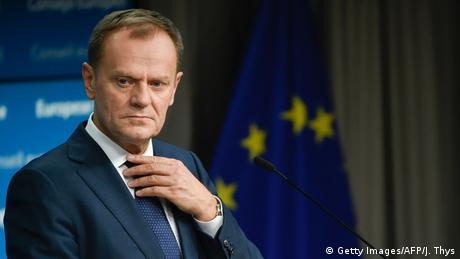 Brüssel EU Gipfel Donald Tusk