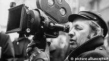 Filmset Das gelobte Land von Andrzej Wajda