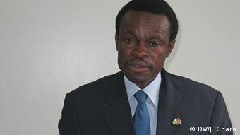 Keny's Patrick Loch Otieno Lumumba