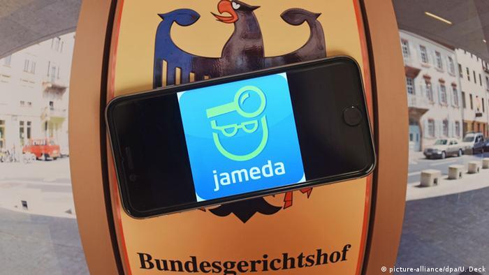 Deutschland BGH Urteil zu Jameda