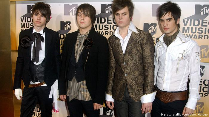 USA New York Popgruppe Panic! at the Disco