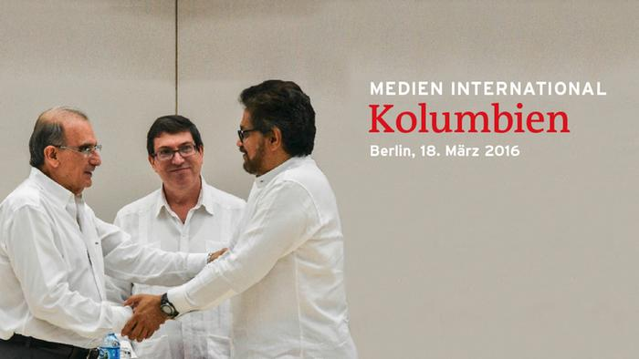Medien International Kolumbien