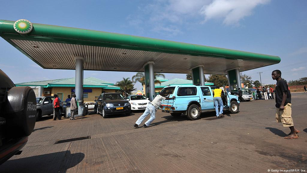 Africa and the price of oil   Africa   DW   02 03 2016