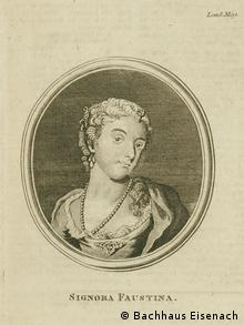 Faustina Bordoni-Hasse (1697-1781)